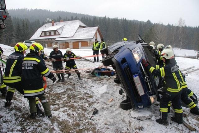 Verkehrsunfall 14.2.18
