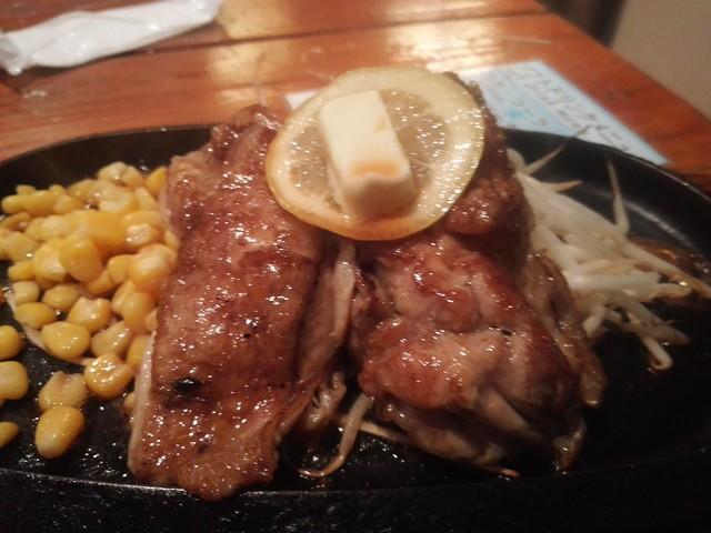 chicken steak - Tokyo