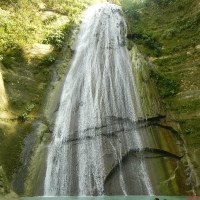 Dau Falls: Cooling Off at Samboan's Highest Waterfall