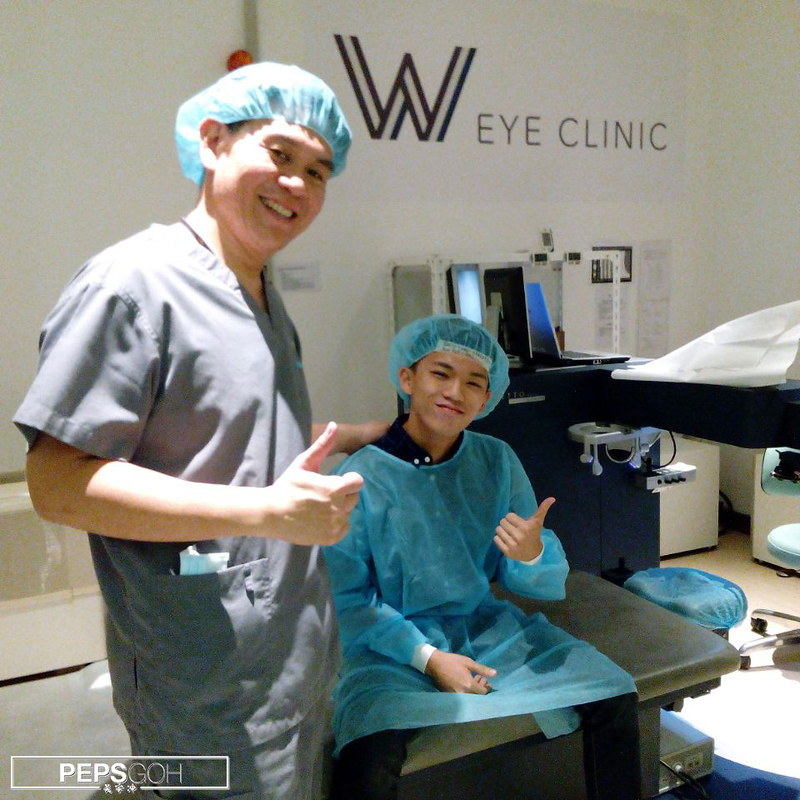 Peps Goh W Eye Clinic