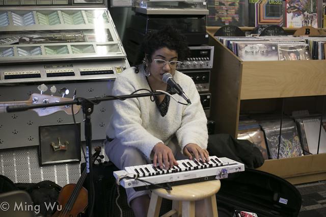 Thanya Iyer @ The Record Centre