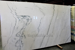 Calacatta Quartzite Slabs for Countertops
