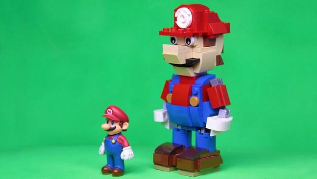Lego Mario MOC