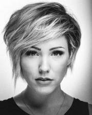 top layered short haircuts