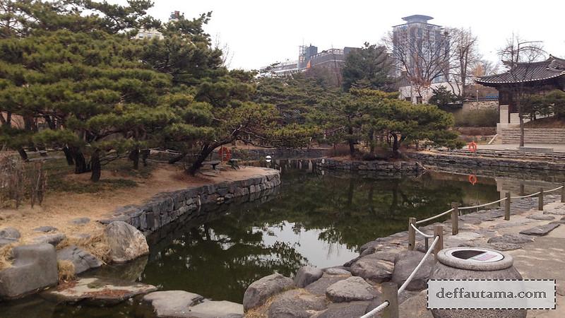 5 hari di Seoul - Namsangol Hanok Village 6