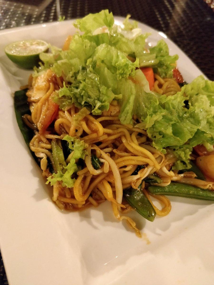 George Town Penang Malaysia Noodles Sarkies Corner