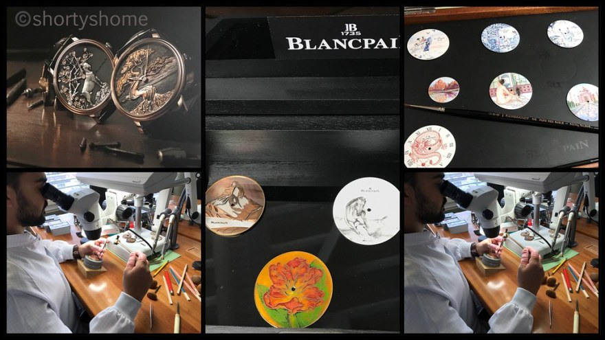 A visit to Blancpain in the Vallée de Joux - Le Brassus Metiers d'Arts