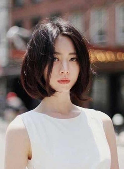Lovely Popular Asian Hairstyles For 20182019 Nails C
