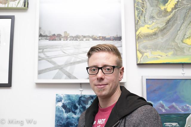 The Art House Café - Winter 2017-2018 Gallery Exhibition