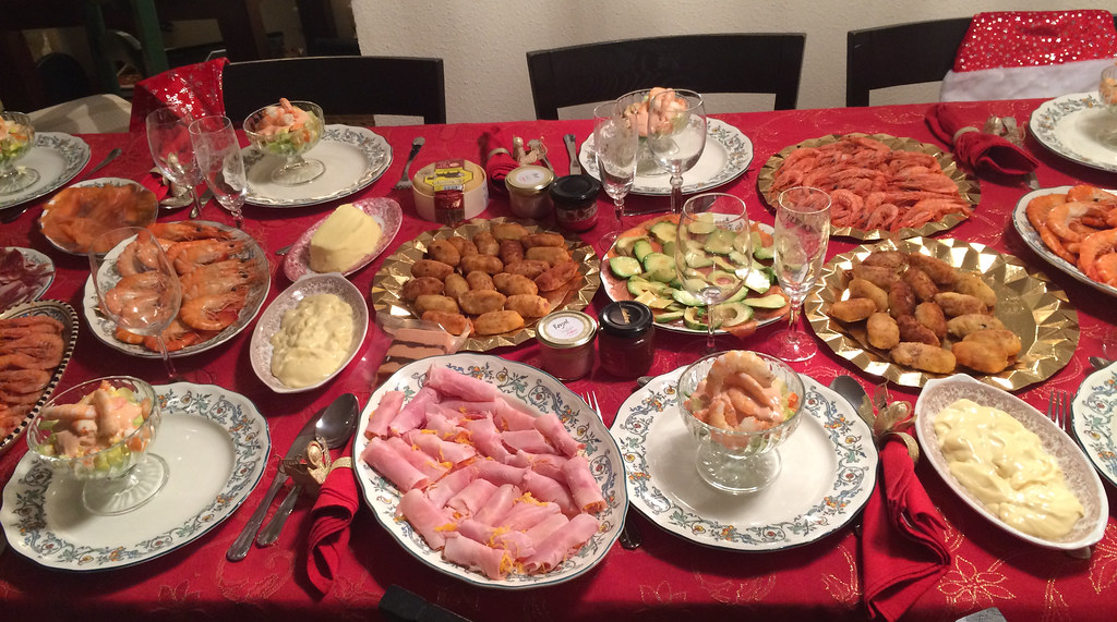 Comidas Navidades 2017 Madrid