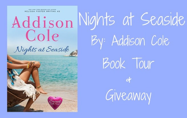 Nights at Seaside by Addison Cole - Book Tour
