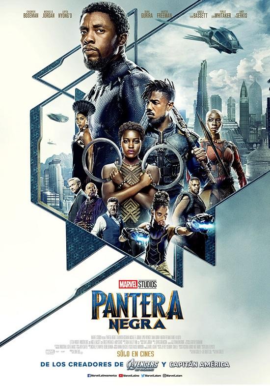2018 PANTERA NEGRA