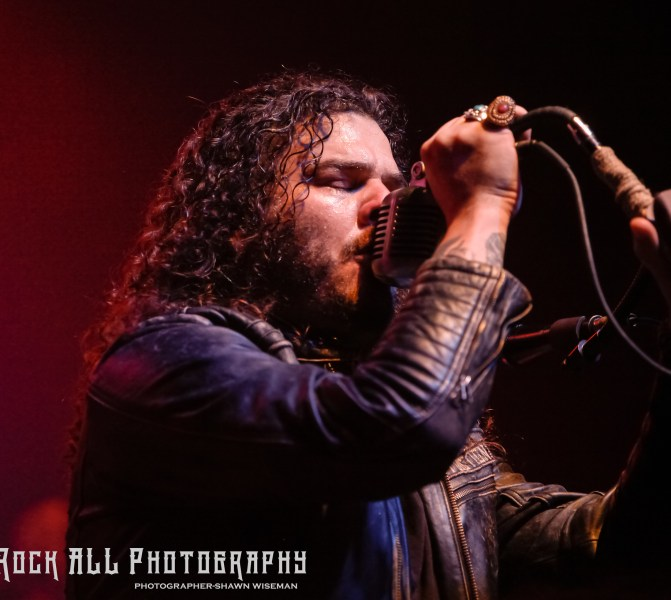 Shamans Harvest at Express Live in Columbus, Ohio