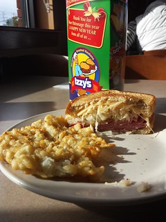 Izzy's Reuben Sandwich