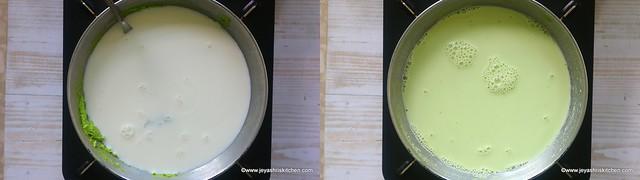 green peas kheer 6