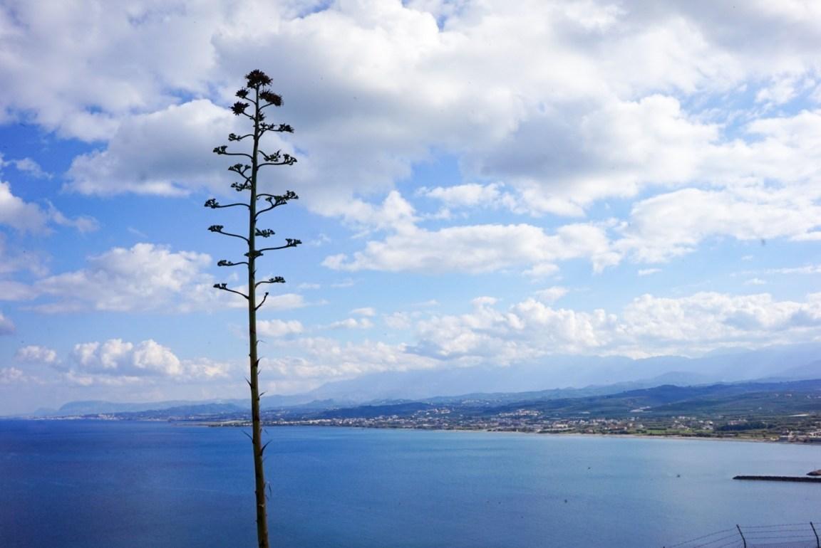 Töihin Kreetalle