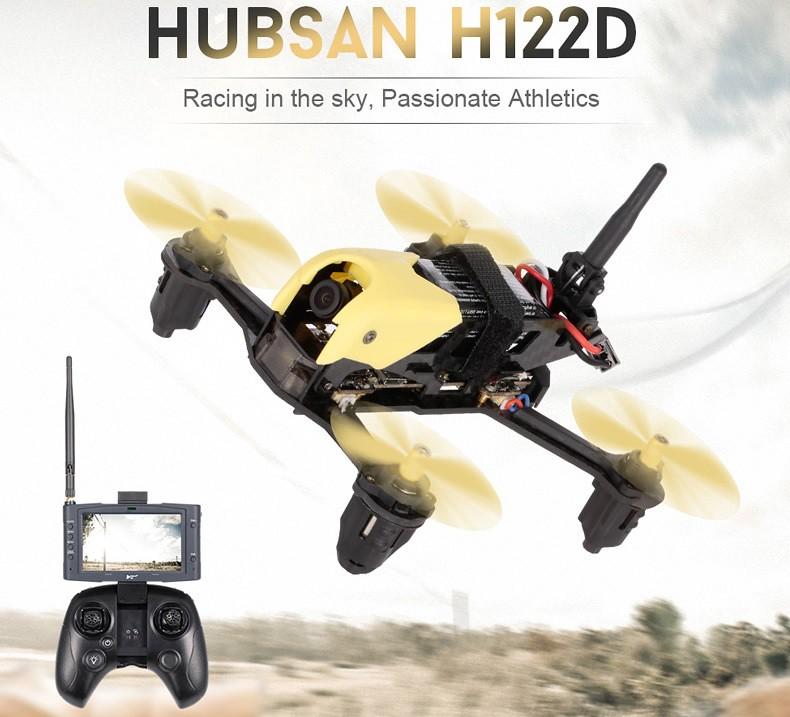 Hubsan H122D X4 Storm レビュー (3)