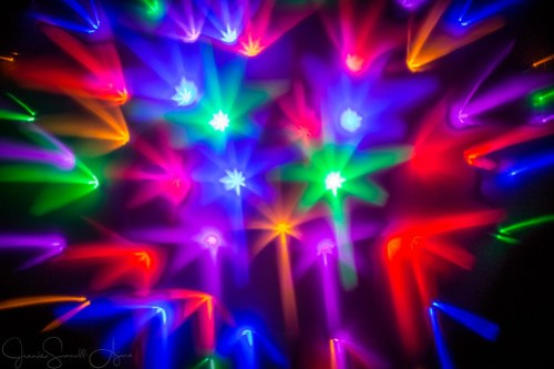 Stars of Bokeh by Jeanie Sumrall-Ajero