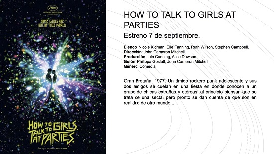 2018.09.07 HOW TO TALK TO GIRLS AT PARTIES