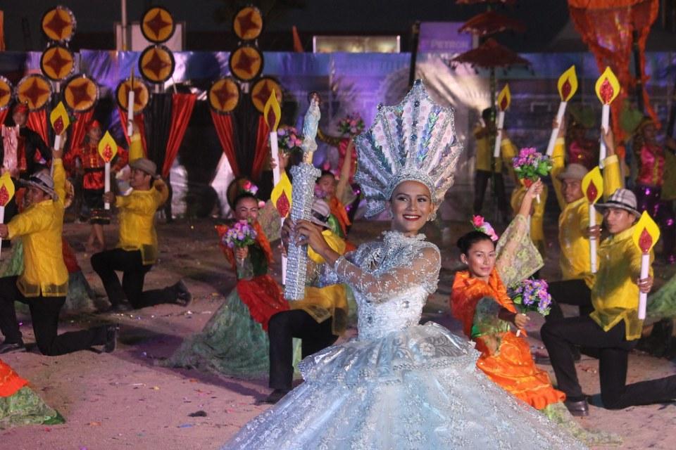 Zamboanga Hermosa Festival - Street Dancing