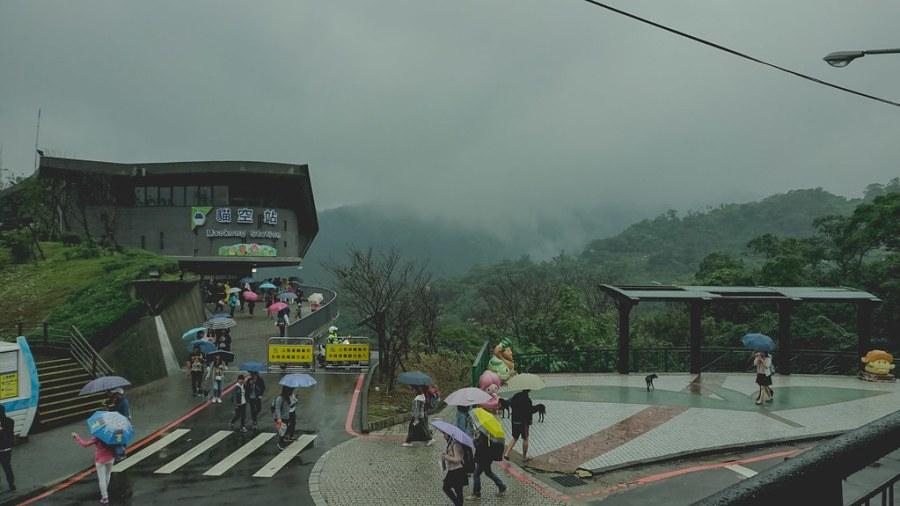 Taiwan Trip Day 2: Taipei Zoo, Maokong Gondola Taipei