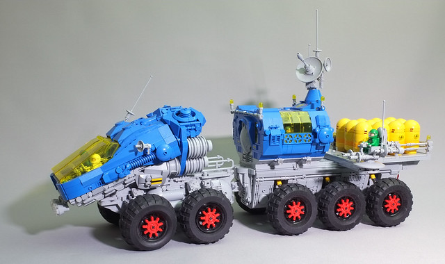MCU Rover side view