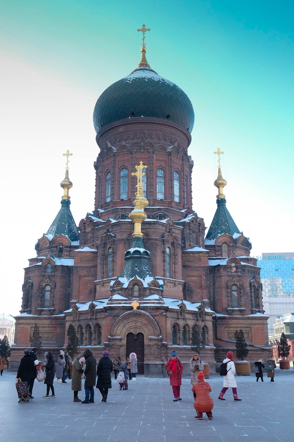 St Sophia Church Harbin-6
