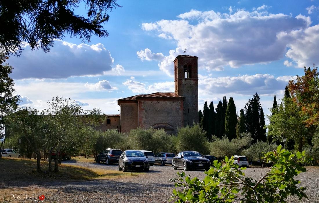 S.Annain Camprena, Toscana