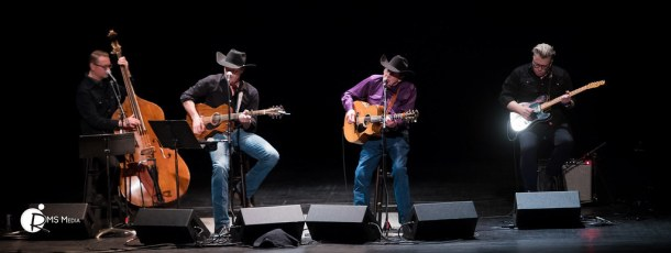 Ian Tyson + Corb Lund @ Royal Theatre – Jan 9th 2018