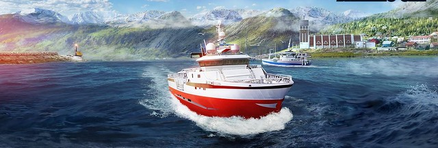 Angeln Barentssee - Wellenreiten
