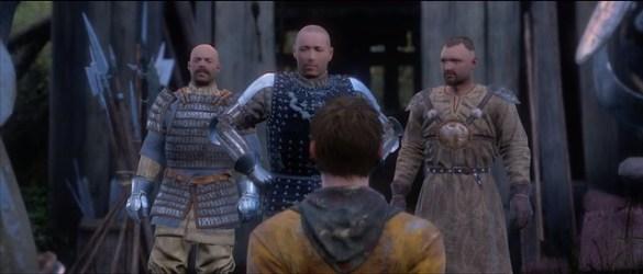 Kingdom Come Deliverance - Cumans and the Bandits