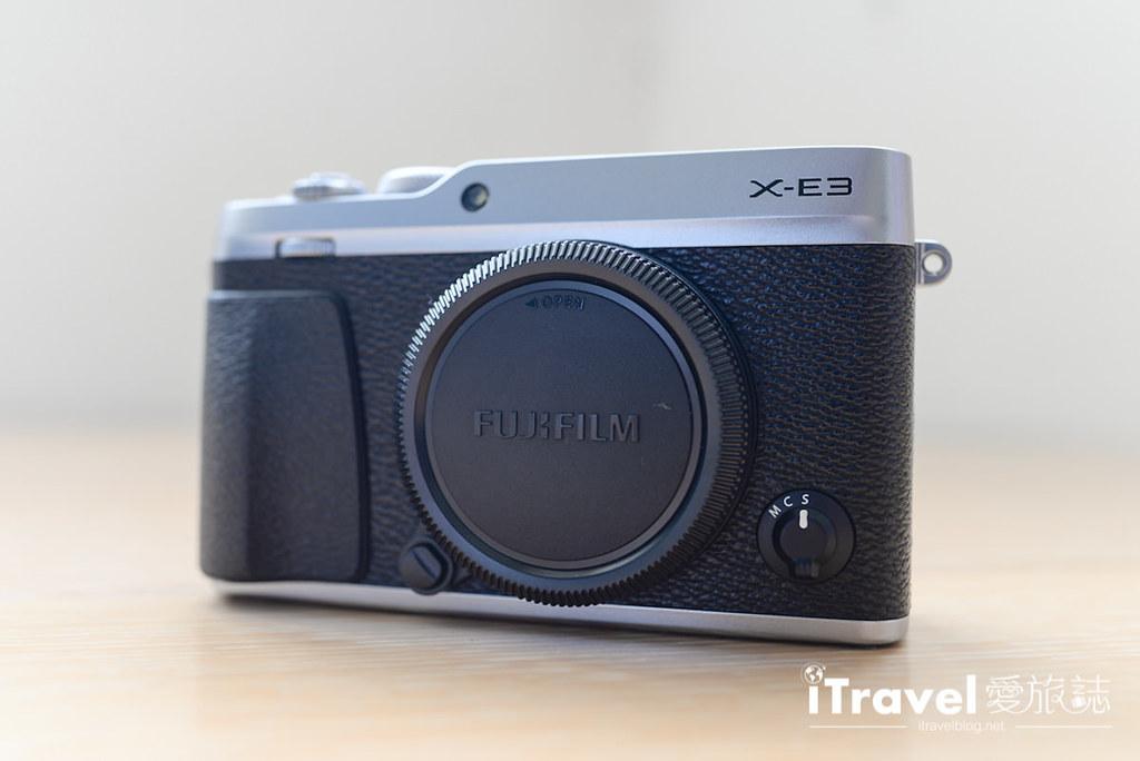 相机开箱 Fujifilm X-E3 (6)