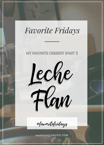 The Leche Flan