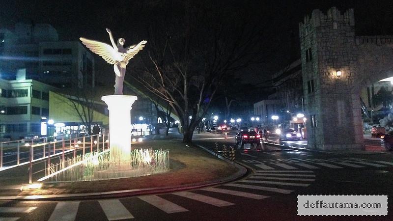 5 hari di Seoul - Kyunghee University