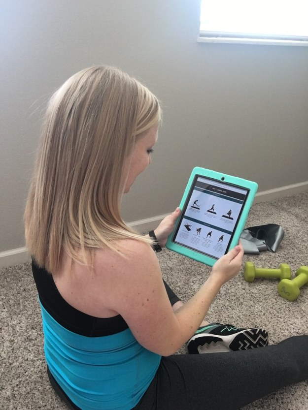 Expecting and Empowered | Working Out through my Second Pregnancy