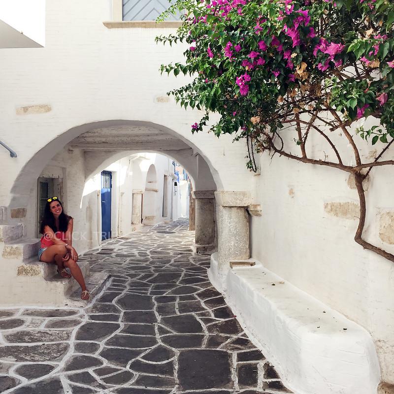 Qué ver en Paros | Calles de Naoussa | Imprescindibles de Isla de Paros | Islas Griegas | ClickTrip.ES