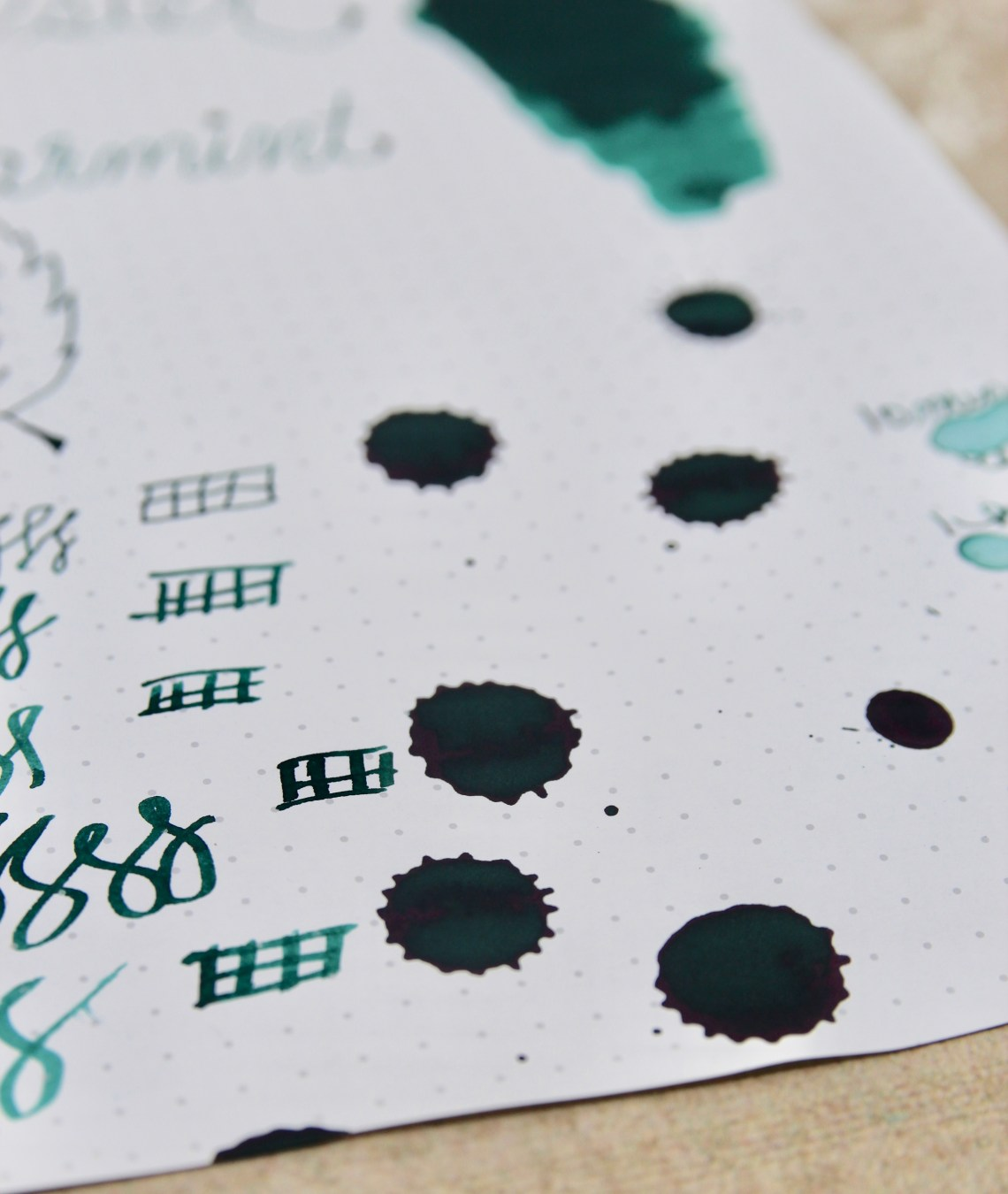 Robert Oster Spearmint