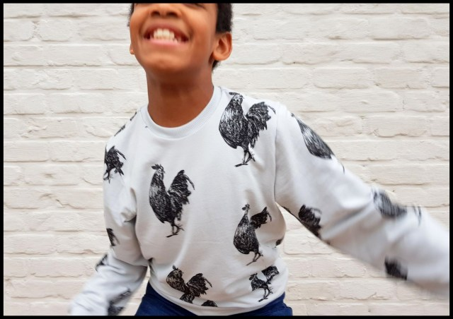 rooster sweater 3