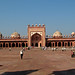 Jama Masjid Agra In Uttar Pradesh