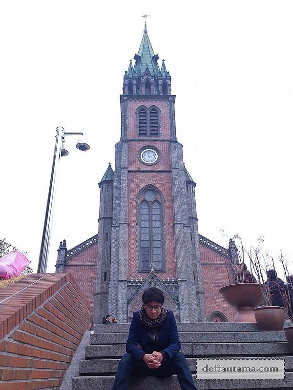 5 hari di Seoul - Myeongdong Cathedral