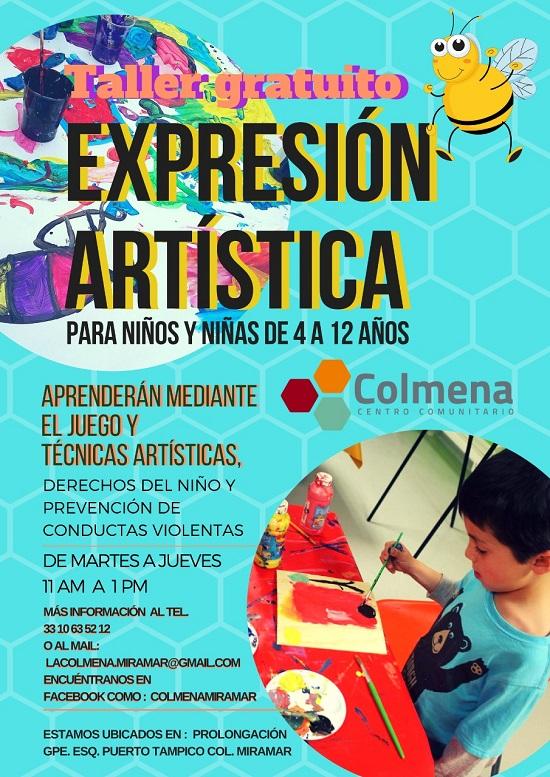 2018.02. EXPRESIÓN ARTÍSTICA PARA NIÑOS
