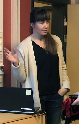 Emma Karlsson, arkeolog