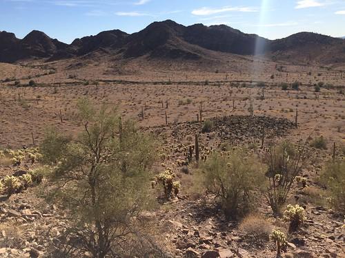 BGAFR -  gate 15 more desert