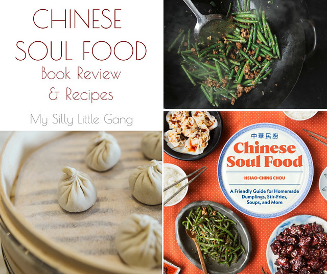 Chinese Soul Food byHsiao-Ching Chou Cookbook Review