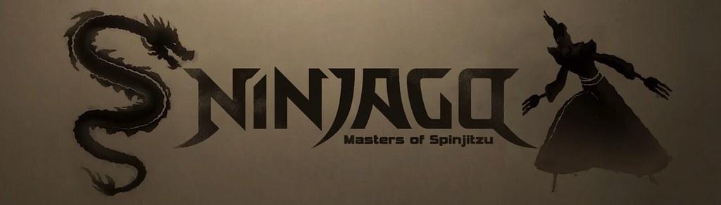 Ninjago Season 9 Logo Mockup