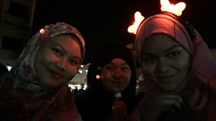 Brunei_Bandar Seri Begawan_Participant Selfie in the dark_Nazihah Yuzrin - image