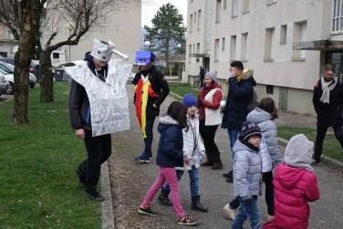 ACTIV'VACANCE HIVER : Jeux coopératifs avec le Centre de Loisirs