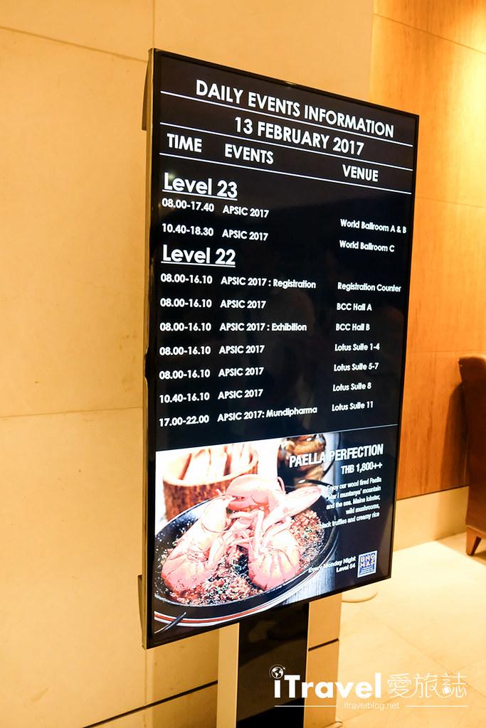曼谷高空酒吧 Red Sky Bar (4)