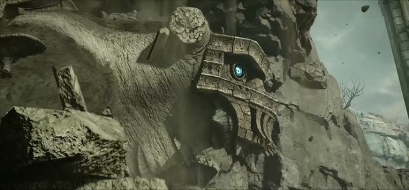 Shadow of the Colossus Remake - The Mammoth
