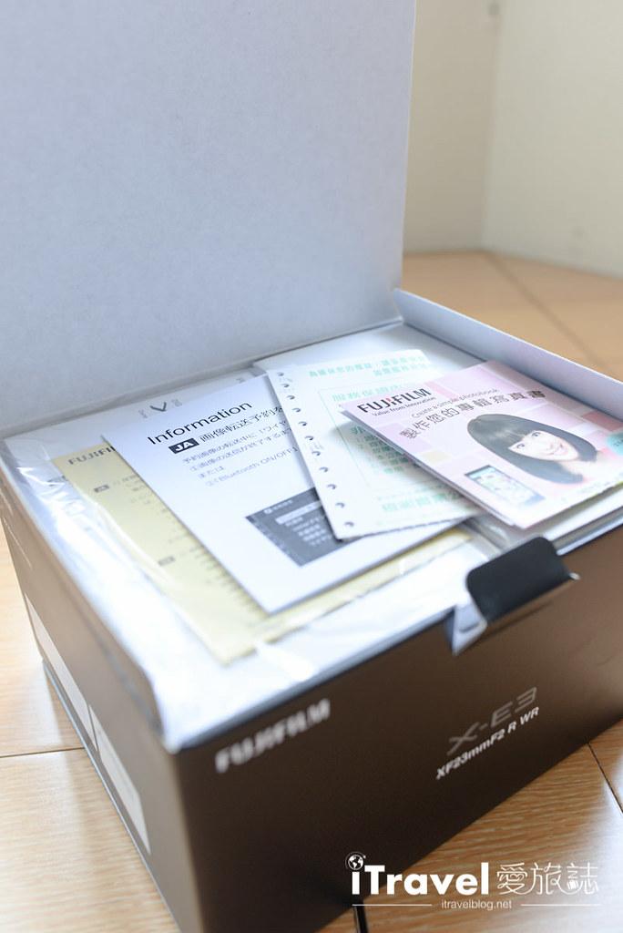 相机开箱 Fujifilm X-E3 (3)